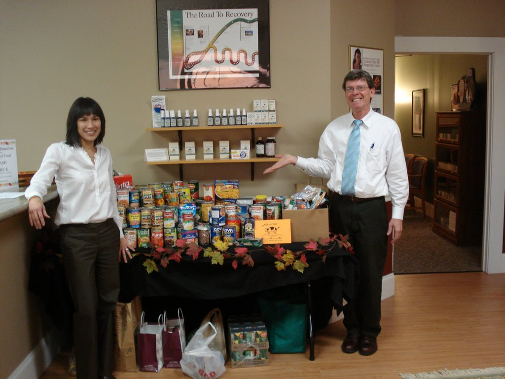 About Manna Food Bank