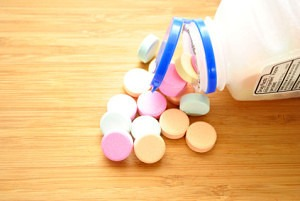 Image of antacids
